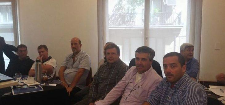 En reunión de la CAME