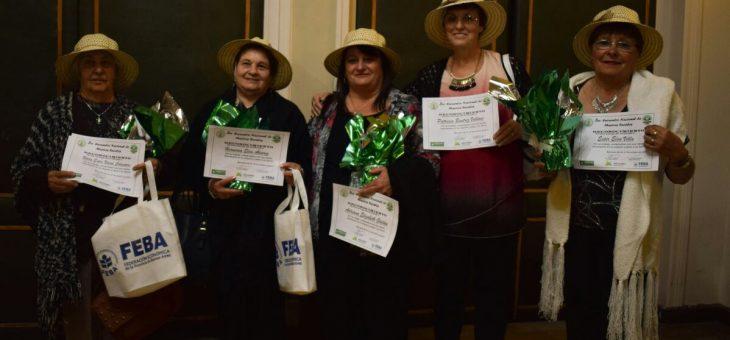 Cinco mujeres viveristas reconocidas en Mercedes
