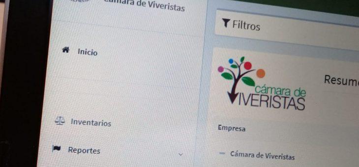 Tecnologías digitales para viveristas de San Pedro